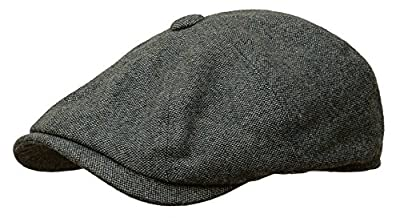 ROOSTER Wool Tweed Newsboy Gatsby Ivy Cap Golf Cabbie Driving Hat