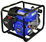 DuroMax XP650WP 3-Inch Intake 7 HP OHV 4-Cycle 220-Gallon-Per-Minute Gas-Powered Portable Water Pump (CARB Compliant)