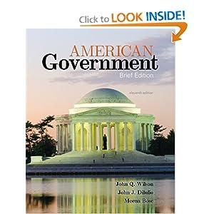 Download book American Government: Brief Version