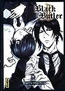 Agenda Black Butler, tome 2 par Toboso