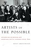 img - for Artists of the Possible: Governing Networks and American Policy Change since 1945 (Studies in Postwar American Political Development) book / textbook / text book