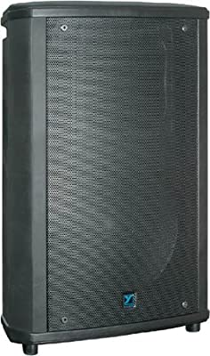 "Yorkville NX600 15"" x 1.5"" 1000W Passive Loudspeaker by Yorkville"