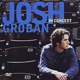 echange, troc Josh Groban : In Concert - Boitier Cristal format CD [Inclus un CD bonus]