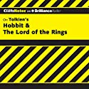 The Hobbit & The Lord of the Rings: CliffsNotes (       UNABRIDGED) by Gene B. Hardy Narrated by Dan John Miller
