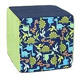 "Koala Foam 15"" Cube, Dinosaurs"