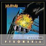 Pyromania (Bonus CD) (Dlx) (Dig) (Ocrd)