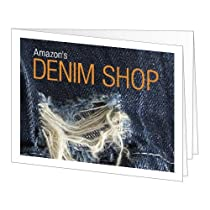 Big Sale Amazon Gift Card - Print - Amazon Denim Shop