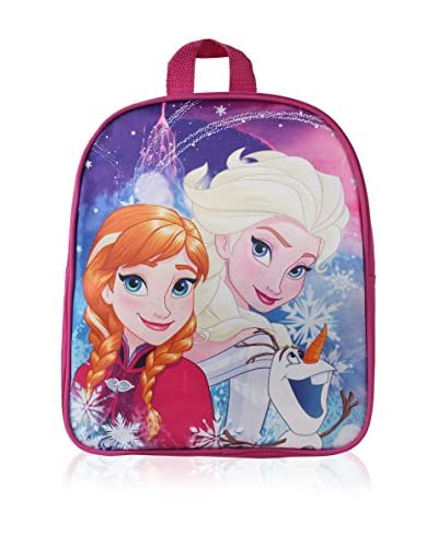 BACK TO SCHOOL Rucksack Sisters And Olaf rosa