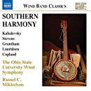 Southern Harmony: Music for Wind Band - featuring The Ohio State University Wind Symphony