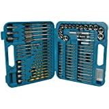 Makita M-00147 1/4-Inch Hex Accessory Kit, 84-Piece