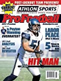2011 Athlon Sports NFL Pro Football Magazine Preview- Seattle Seahawks Cover at Amazon.com