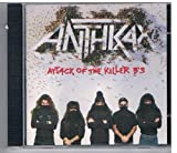 Attack of the killer b's (1991) Anthrax