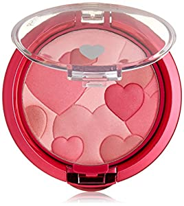 Physicians Formula Happy Booster Glow & Mood Boosting Blush, Rose, 0.24 Ounce