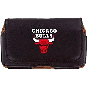NBA - Chicago Bulls Horizontal Pouch for iPhone