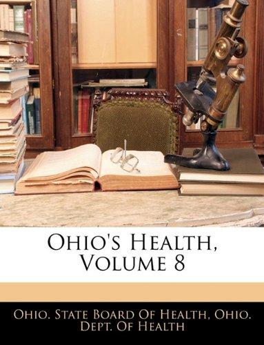 Ohio's Health, Volume 8