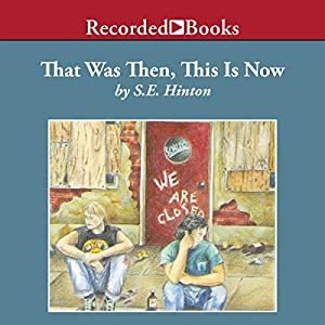 That Was Then, This Is Now Audiobook