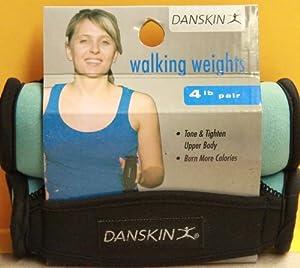 Buy Danskin Pair Soft Walking Weights 4lb by Danskin