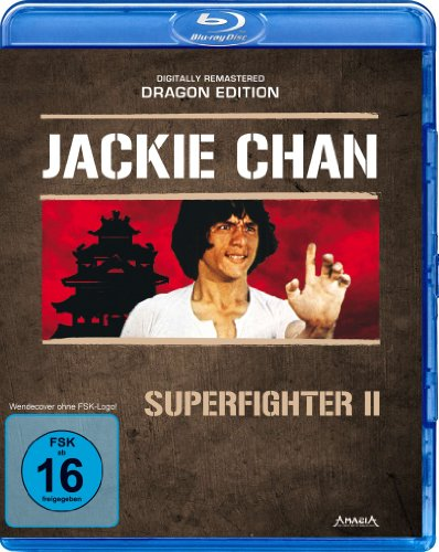 Jackie Chan - Superfighter 2 - Dragon Edition [Blu-ray]