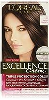 LOreal Paris Excellence Creme Hair Color Dark Brown 4 Packaging