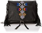 Ash Talulla Fringe Cross-Body Bag
