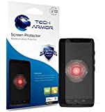 Tech Armor Verizon Motorola Droid MAXX Smartphone Premium High Definition (HD) Clear Screen Protector with Lifetime Warranty [3-PACK] - Retail Packaging