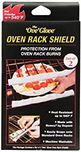 Ove Glove Oven Rack Shield, 2 Count