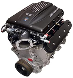 Edelbrock 46760 Crate Engine EForce Supercharged LS