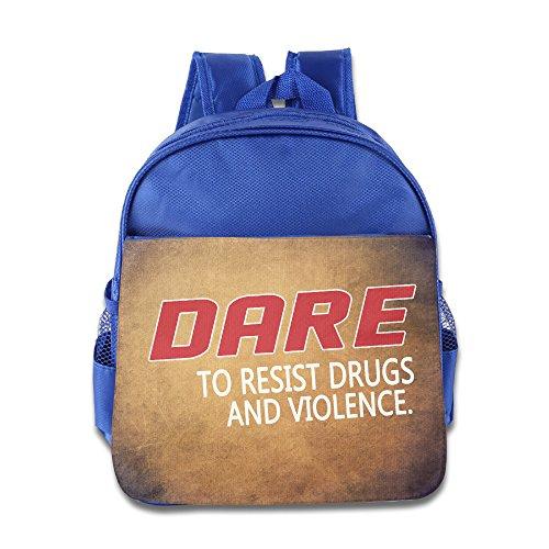 dare-to-resist-drugs-and-violence-children-backpack-royalblue-bag