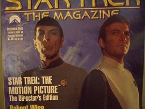 Star Trek Magazine December 2001