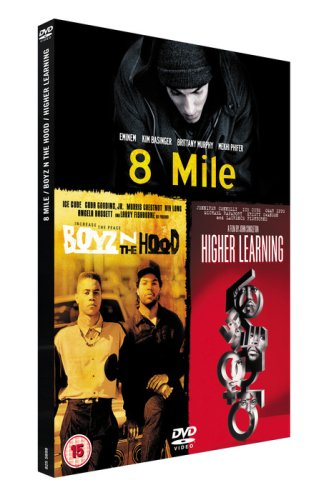 8 Mile/Boys N the Hood/Higher Learning [Import anglais]