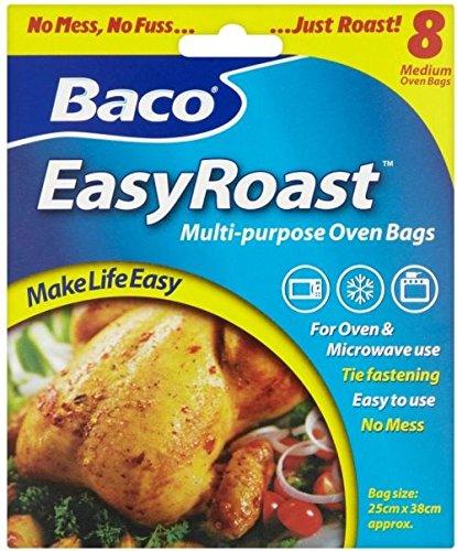 Baco Easyroast Multi-Purpose Oven Bags (8)
