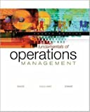 Fundamentals of Operations Management with Student CD-ROM and PowerWeb (0072975415) by Davis, Mark