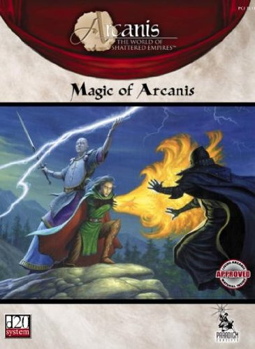 Arcanis: Magic of Arcanis