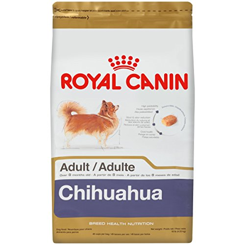 royal canin breed health nutrition chihuahua adult dry dog food 10 pound new ebay. Black Bedroom Furniture Sets. Home Design Ideas