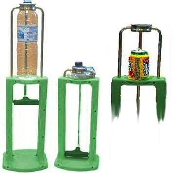 7 roger orfevre compacteur pour pour bouteilles plastiques et canettes cuisine canettes. Black Bedroom Furniture Sets. Home Design Ideas
