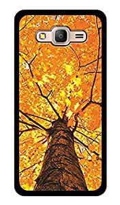 Samsung Galaxy On5 Printed Back Cover