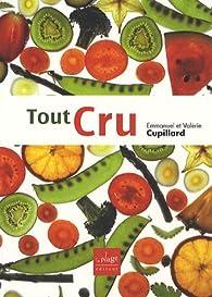 Tout cru : Recettes sans gluten et sans produits laitiers par Emmanuel Cupillard