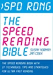 Spd Rdng - The Speed Reading Bible: T...