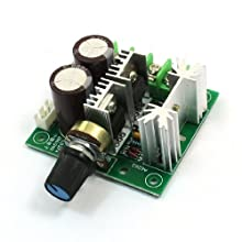 2000W SCR Voltage Regulator Dimming Motor Speed Control Module