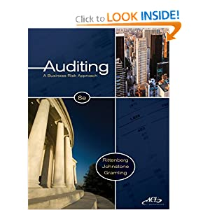 Auditing: A Business Risk Approach (with ACL CD-ROM) Larry E. Rittenberg, Karla Johnstone and Audrey Gramling