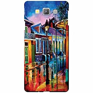 Samsung Galaxy A7 SM-A700FD Back cover (Printland)