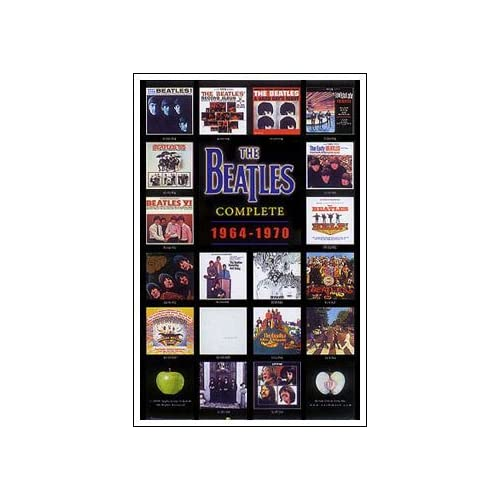 Amazon.com : Beatles Album Covers Poster - rare - Apple