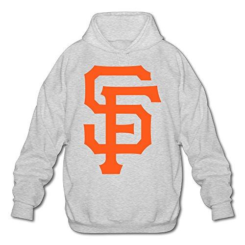 [XJBD Men's San Francisco SF Giants Fashion Sweater Ash Size L] (Flamenco Costumes San Francisco)