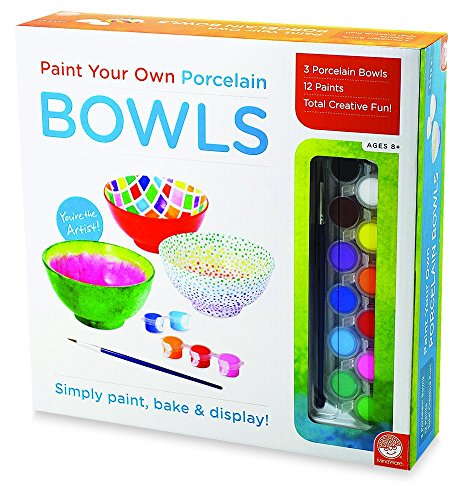 Paint Your Own Porcelain Bowls (Pottery Painting compare prices)