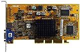 AGP-Grafikkarte Asus GeForce4 V8170DDR/64M S-V ID9282
