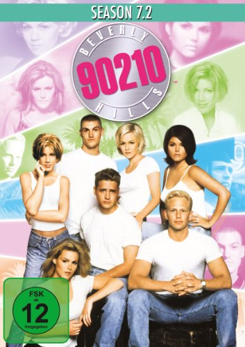 Beverly Hills, 90210 - Season 7.2 [4 DVDs]