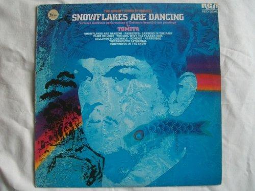 ARL1-0488 TOMITA Debussy Snowflakes are Dancing LP