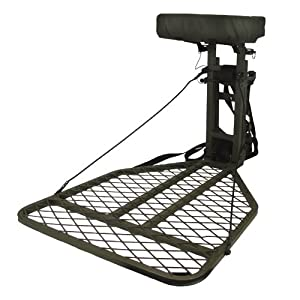 Amacker Jack Plate Timb-R-Lock Hang-On-Tree Stand by Amacker