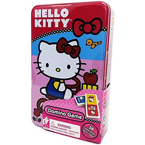 Hello Kitty Domino Game