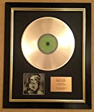Kings of Leon / Limited Edition / CD Gold Disc Record / Only By the Night